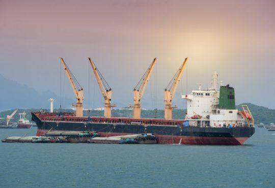 O Porto do Itaqui irá receber mais fertilizantes